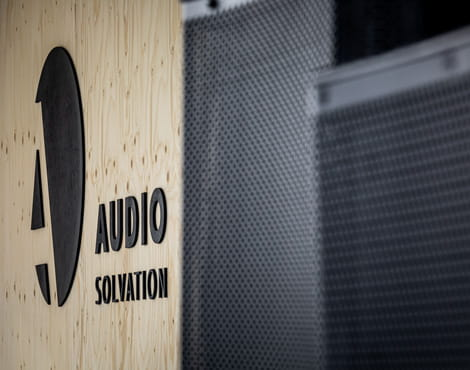 Audio Solvation is leverancier en specialist van professionele audioapparatuur.