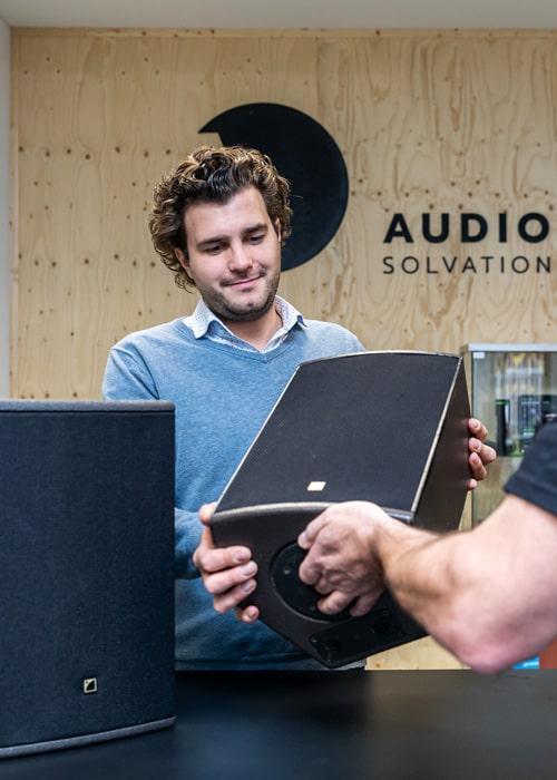 Voordelen van inruilen audio apparatuur
