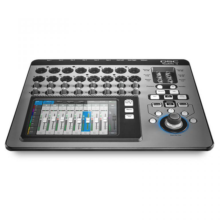 QSC TouchMix-16 Mixer