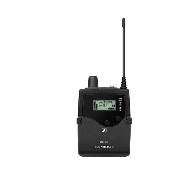 Sennheiser EW IEM G4 monitorsysteem