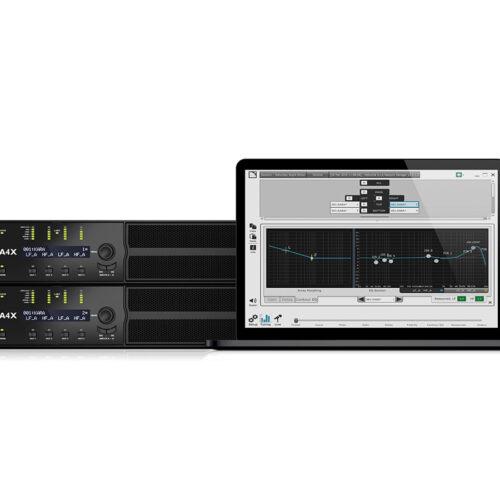 L-Acoustics belangrijke update voor LA Network Manager en amplified controllers