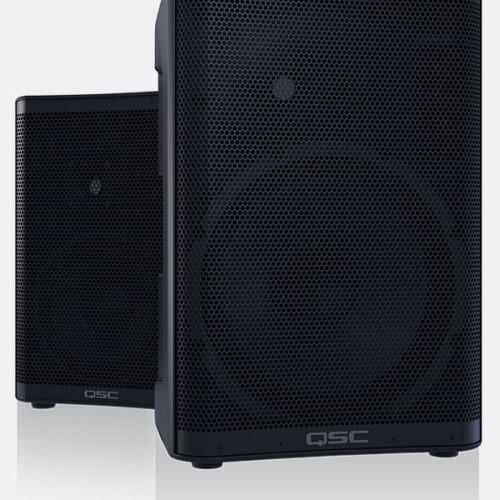 QSC CP Series Best Value Speaker