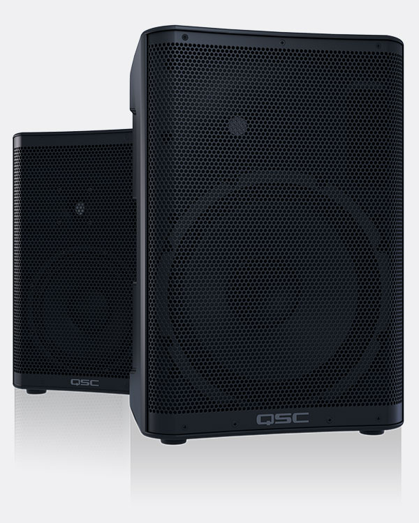 QSC CP Series Best Value Speaker