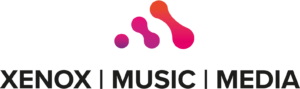 Logo Xenox Music and Media