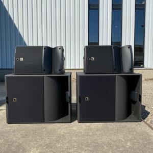 L-Acoustics A10 + KS21