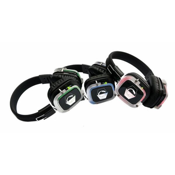 Silent Disco Box HD9-RGB