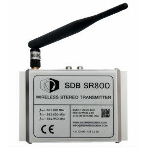 Silent Disco Box SR800