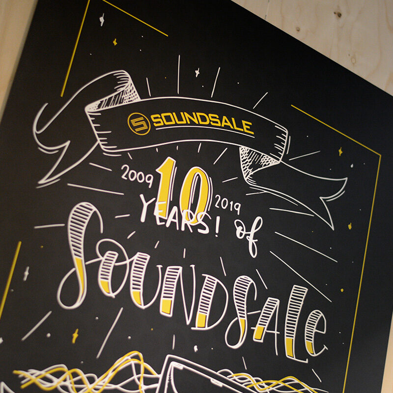 Tweedehands pro audio via Soundsale