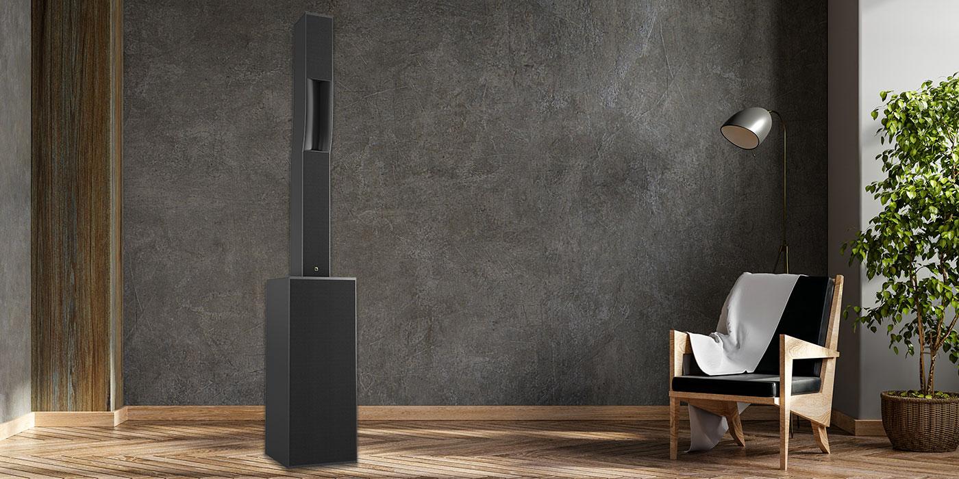 L-Acoustics Syva Interieur Design